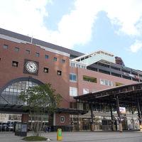 新しくなったJR大分駅ビル見学とJR九州ホテルブラッサム大分宿泊