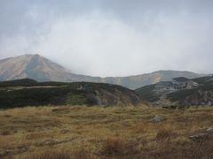 秋の北陸旅行(立山)