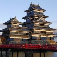国宝松本城と晩秋の上高地を訪れて ③