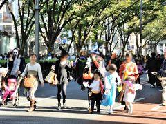 テレビで紹介された新宿のラーメン屋さんへ・・ここまで来たから・・・ハロウィンモードの原宿から表参道まで雑貨屋さん巡り楽しみました。