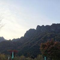 紅葉を観に行く♪  《妙義山》
