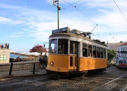 2015年10月 凱旋門賞とポルトガル、スペイン鉄道の旅 (6) リスボン-市電でGO編