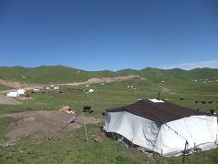 草原のチベットとレゴンの祭り(2) 同仁(レゴン)、夏河