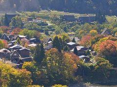 秋色に染まる上高地・白川郷・飛騨高山へ