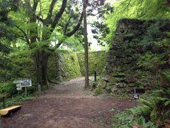日本三大山城のひとつ高取城に登る