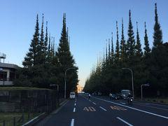 青山一丁目から散歩