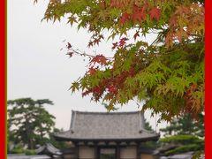 仏像に萌え~!の古都奈良ひとり旅 2 ★斑鳩の里あるき・・・法隆寺、西里の町並み、中宮寺★