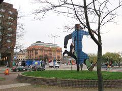北欧とタリンの旅(3) 今日は、ストックホルムの街を下見!!