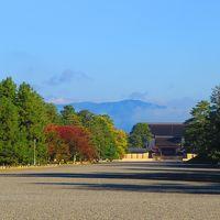 京都御所・秋季一般公開