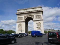 パリ~ノルマンディ・ドライブ #19 - パリ最終日、帰国の途へ