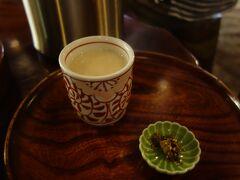 箱根八里は馬でも越すが,寄らずに過ごせぬ,甘酒茶屋。