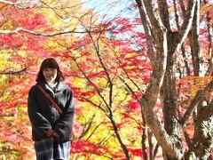 紅葉あざやかな会津地方をぐるりと3泊4日で(4/6) 飯盛山・鶴ヶ城・強清水・土津神社など