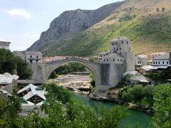 世界遺産「モスタル旧市街の石橋と周辺」
