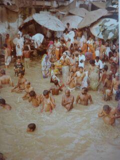 (2)1980年旧西欧(16か国)エジプト パキスタン インド ネパール136日間放浪の旅(92)インド(バラナシ サールナート初転法輪の地)