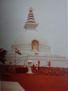 (2)1980年旧西欧(16か国)エジプト パキスタン インド ネパール136日間放浪の旅(94)インド(ラージギル霊鷲山 ナーランダ仏教大学 パトナー)