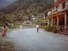 (2)1980年旧西欧(16か国)エジプト パキスタン インド ネパール136日間放浪の旅(98)ネパール(コダリ チベット拉薩に至る道)