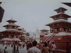 (2)1980年旧西欧(16か国)エジプト パキスタン インド ネパール136日間放浪の旅(99)ネパール(カトマンズ)