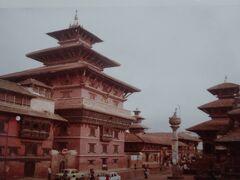 (2)1980年旧西欧(16か国)エジプト パキスタン インド ネパール136日間放浪の旅(100)ネパール(パタン)