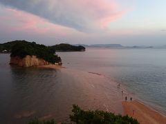 季節運航便で中国・四国に旅先決定、小豆島へ渡る(3日目)