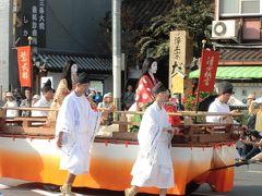 秋の京都を彩る美しき日本の歴史 ~時代祭~