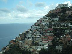 2012夏の南イタリア周遊(3~5日目)~アマルフィの可愛い街~