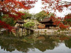 虎渓山の紅葉