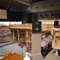 夫婦の幼馴染の披露宴に出席。ついでに江戸東京博物館。