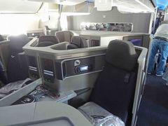 アメリカン航空 B787新型ビジネスクラス搭乗記