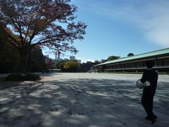 初めての皇居見学ツアー
