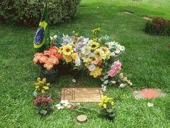 アイルトン・センナの墓参り