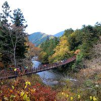 秋川渓谷を歩く、城山