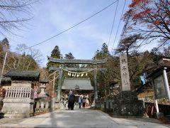 空気が澄んでいたパワースポット榛名神社