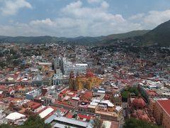 2015夏 メキシコとサンフランシスコ周遊の旅③グアナファト@ホテルブティック1850