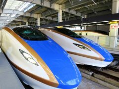 2015 AUG 夏の終わりの金沢紀行(1/5) 初めての北陸新幹線 & 金沢駅