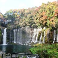 田貫湖&白糸の滝