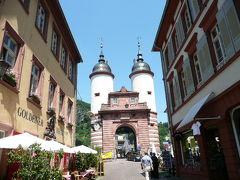 ヨーロッパ鉄道の旅 #44 - ハイデルベルク、古城街道の起点