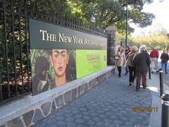 ニューヨーク,メトロポリタン・オペラ&ぶらぶら/③ハーレム・ラインでボタニカル・ガーデンへ