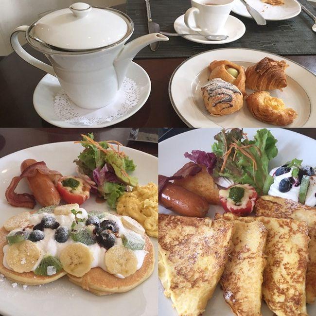 ヤンゴンのAcacia Tea Salonで朝食、また別の日にハイティーをいただいてきたので報告します。<br /><br />私見ですが、朝食の方が断然おすすめであります。