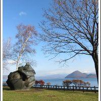 冬が訪れる前に・・・北海道へ。
