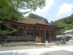 回顧録 2014年7月3連休 京都奈良の旅(7) 生駒市と京都南部 宝山寺・長弓寺など