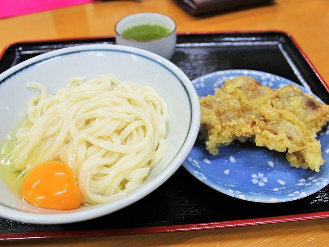 うどん食べに行こう!骨付き鶏食べに行こう~♪いざ香川へ