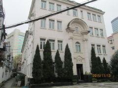 上海日本租界の昆山路・歴史建築