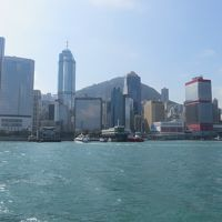 ひさびさ香港