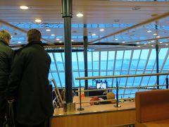 北欧とタリンの旅(6) ヘルシンキからタリンクシリヤラインのフェリーでタリンへ!