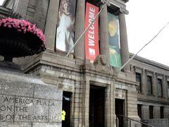 ホテルから大雨の中を歩いてボストン美術館へ2015年9月~追補版