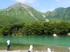 201308飛騨信州旅行 2日目【上高地】