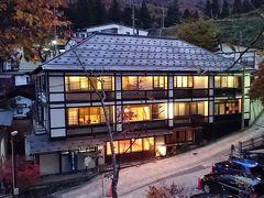 2015年お誕生日長野旅行(2/):野沢温泉、宿泊編「村のホテル住吉屋」