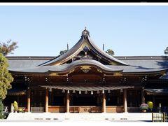いつも清々しい寒川神社