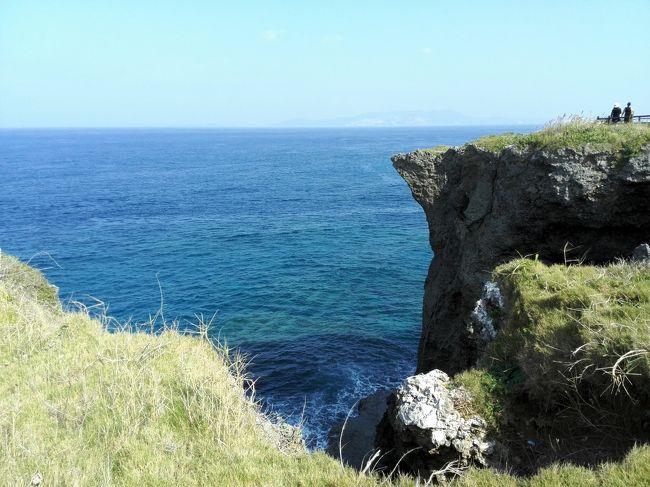 社員旅行で沖縄へ。美ら海水族館と万座毛位しか観光してませんが。あとはひたすら飲んでばっかり。