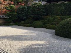 晩秋の京田辺、ランチ&一休寺を散策・・・